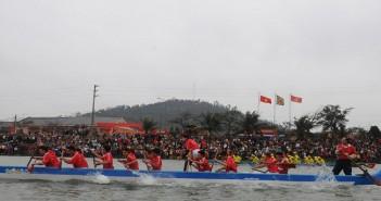 lễ hội sông nước Cửa Lò